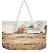 The Barn On The Hill Weekender Tote Bag