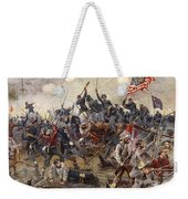 The Battle Of Spotsylvania Weekender Tote Bag
