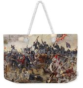 The Battle Of Spotsylvania Weekender Tote Bag by Henry Alexander Ogden