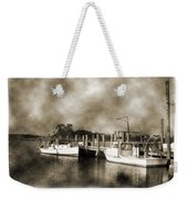 The Bayou Weekender Tote Bag by Barry Jones