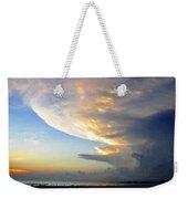 The Beach Walker Weekender Tote Bag