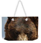 The Bear 2 Weekender Tote Bag