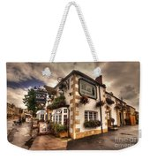 The Bear Inn  Weekender Tote Bag