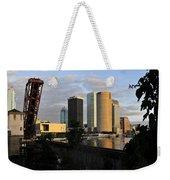The Beautiful City Weekender Tote Bag