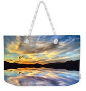 The Beauty Before The Darkness Weekender Tote Bag