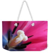 The Beauty From Inside Weekender Tote Bag