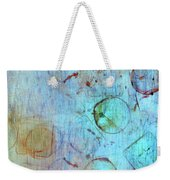 The Beauty In Shapes Weekender Tote Bag