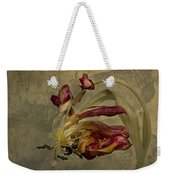 The Beauty Never Dies Weekender Tote Bag