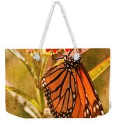 The Beauty Of A Butterfly Weekender Tote Bag