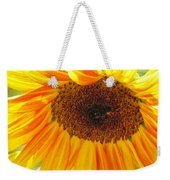 The Beauty Of A Sunflower Weekender Tote Bag