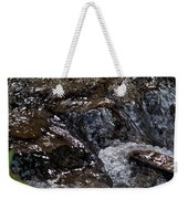 The Beauty Of Movement Weekender Tote Bag