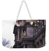 The Beauty Of Philadelphia City Hall Weekender Tote Bag