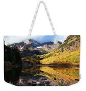 The Bells Are Ringlng Weekender Tote Bag