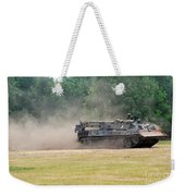 The Bergepanzer Used By The Belgian Army Weekender Tote Bag by Luc De Jaeger