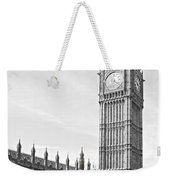 The Big Ben - London Weekender Tote Bag