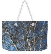 The Birch Weekender Tote Bag