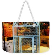 The Birdcage Weekender Tote Bag