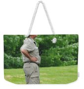 The Birdwatcher Weekender Tote Bag