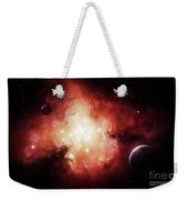 The Birth Of Numerous Stars Exposing Weekender Tote Bag