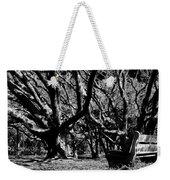 The Black Forest Weekender Tote Bag