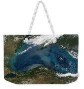 The Black Sea In Eastern Russia Weekender Tote Bag by Stocktrek Images