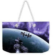 The Blockade Runner Treacherous Weekender Tote Bag