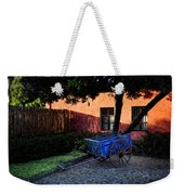 The Blue Cart Weekender Tote Bag