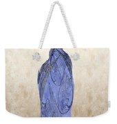 The Blue Dress Weekender Tote Bag