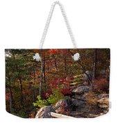 The Bluff Weekender Tote Bag
