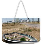 The Boat Garden Weekender Tote Bag