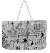 The Book Of The Dead Weekender Tote Bag