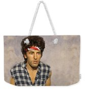 The Boss Weekender Tote Bag by David Dehner
