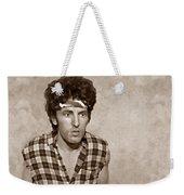 The Boss S Weekender Tote Bag