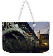 The Bridge Of Triana, Puente De Triana Weekender Tote Bag