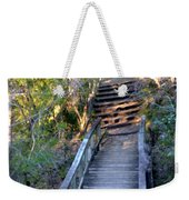 The Bridge Path Weekender Tote Bag