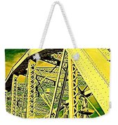The Bridge To The Skies Weekender Tote Bag