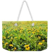 The Burren, County Clare, Ireland Field Weekender Tote Bag