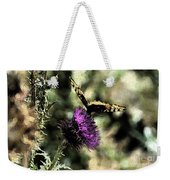 The Butterfly I Weekender Tote Bag