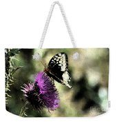 The Butterfly II Weekender Tote Bag