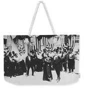 The Cakewalk Weekender Tote Bag by Photo Researchers