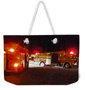 The Call Out Weekender Tote Bag