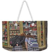 The Candy Store Weekender Tote Bag