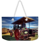 The Capp Family Case Engine 2 Weekender Tote Bag