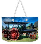 The Capp Family Case Engine Weekender Tote Bag