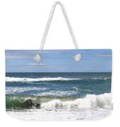 The Captivating Sea Weekender Tote Bag
