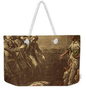The Capture Of Margaret Garner Weekender Tote Bag by Photo Researchers