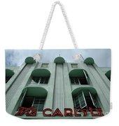 The Carlyle Weekender Tote Bag