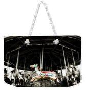 The Carousel Horse Weekender Tote Bag