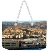 The Castle In Almeria Spain Weekender Tote Bag