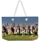 The Charros Weekender Tote Bag